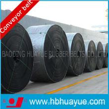 Cinta transportadora de cable de acero de baja elongación y alta resistencia a la tracción