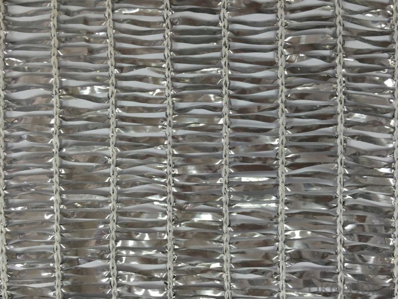 Aluminum Foil Shade Net For Greenhouse China Manufacturer