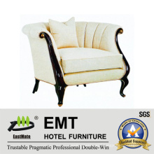 Five Star Hotel Sofa Modern Sofa for Sale (EMT-SF32)