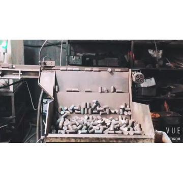Custom Made Stahlmetall warm geschmiedete Teile
