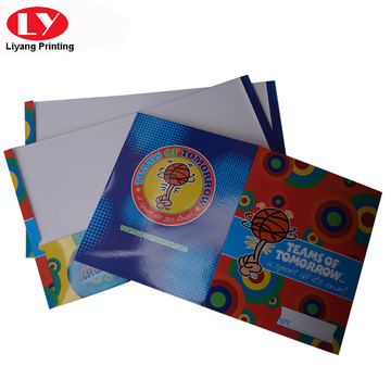 a4 Office Stationery-Dateiordner