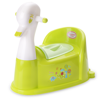Bebek Shape Baby Toilet Trainer