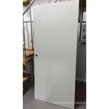 Diseño popular de puerta a ras de madera contrachapada a prueba de agua
