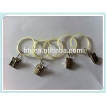 Китай Baihong пластиковые занавес кольца для занавес кольца кольца