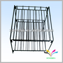 Stackable Sturdy Lip Stick Bottle Customized counter Metal Display Wire Rack