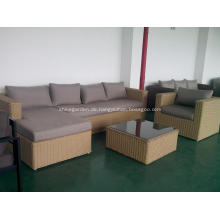 SEKTIONALTORE WICKER LOUNGE & SOFA