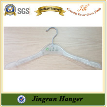 Alibaba China Supplier Custom Plastic Display Hangers for T-shirt