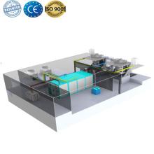 Aluminium smelting equipment melting industrial furnace