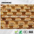 Interlocking grain pattern EVA foam mat, home use decorative non-toxic mat