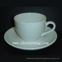 Coffee Espresso Cup and Saucer (CY-P524)