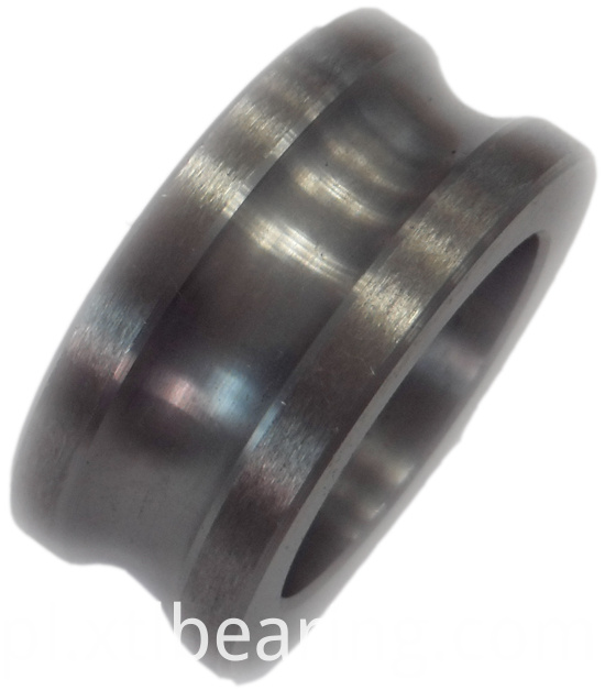 Small deep groove ball bearing ring