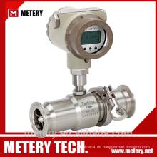 Tri-Klemm-Faden-Milch-Durchflussmesser-Sensor mit 220VAC