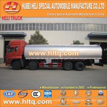 Dongfeng Tianlong 8x4 32CBM camion-citerne liquide acide à vendre, fournisseur d'usine de Chine