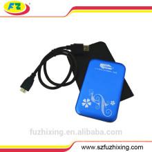 USB 3.0 SATA External 2.5 HDD Enclosure, Estuche para HDD