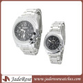Japan Movet Good Quality Alloy Couple Watches