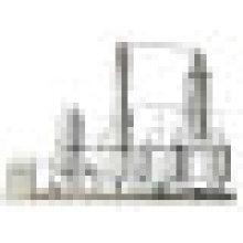 Topo Planta de Destilação de Óleo de Motor Preto (EOR)