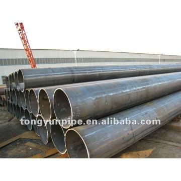 Mina de grande diâmetro, água e tubo de linha / tubo com parede grossa