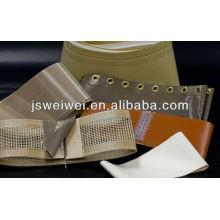 non stick heat resistance ptfe teflon mesh conveyor belt