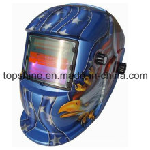 Professional Face CE Safety Protective PP Standard Chemical Welding Mask