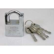 Chrome Plated Vane Shackle Protected Padlock (VSP)