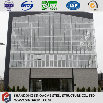 Prefab Quality Steel Pipe Truss Exposição / Edifício