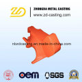 Steel Casting for Auto Parts with High Quality