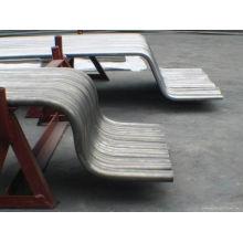 Explosion Rolling Ticu Titanium Clad Copper Bar With 130mpa Mpa