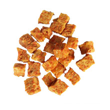 FD Freeze dried dog treats qingdao ideal dog snacks chicken and carrot