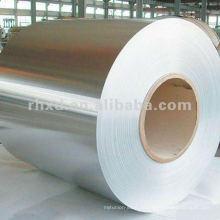 rollo jumbo de papel de aluminio para envases flexibles