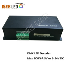 DMX to PWM Led Lightingデコーダー