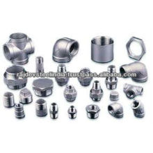 SS / MS / CS / AS Forged Pipe Fittings