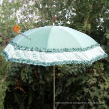 2 plier manuelles ouvertes femmes parasol (YS-2F1002A)