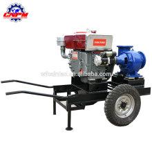 La vente de l'irrigation des terres agricoles centrifuge moteur diesel pompe à eau