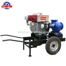 The sale of farmland irrigation centrifugal diesel engine water pump