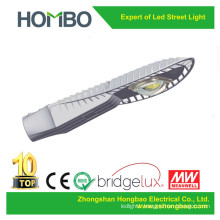 High bright 220 volt outdoor lights driveway lighting aluminum bridgelux chip outdoor road lighting led with ce rohs