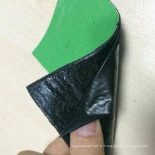 Membrane imperméable auto-adhésive de haute résistance de représentation / sous-couche / sous-couche de tuile / underlay de sous-sol / sous-couche de bardeau d'asphalte (OIN)