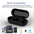 TWS Mini Bluetooth Earbuds with Upgraded Charging Box