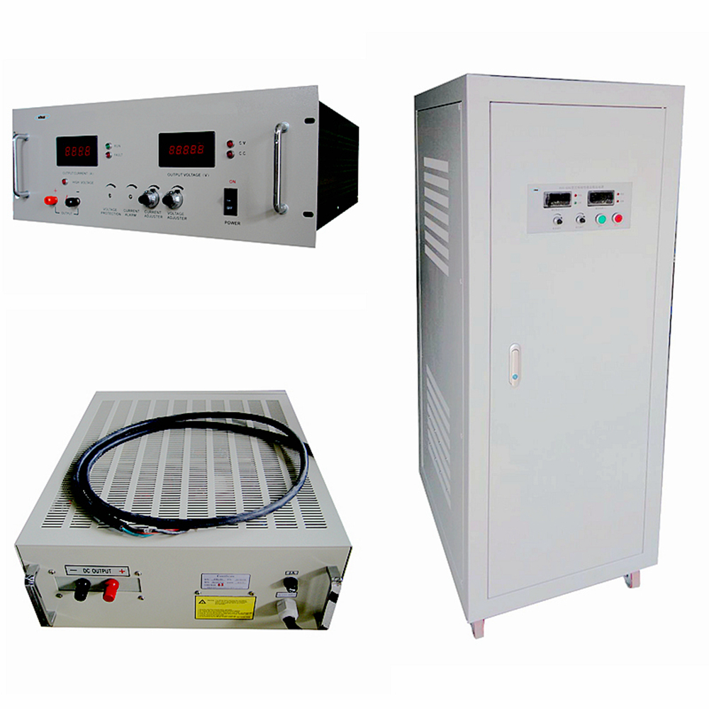 High Voltage Linear Power Supplies