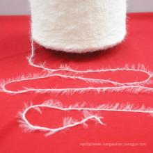 Wholesale 100% polyester imitate mink hair fancy glove knitting yarns
