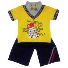 Summer Boy Kids Sportswear Suit for Children′s Wear (6)