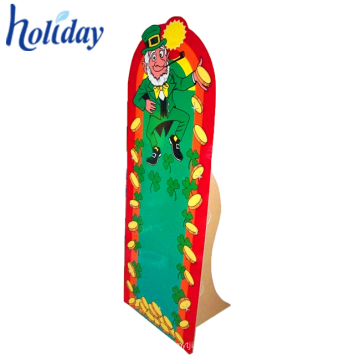 Promotion Corrugated Cardboard Toys and Standee for Children