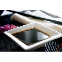 Molho de soja sushi japonês