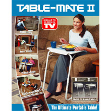 Multifunction Table Mate/Adjustable Laptop Table
