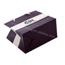 Kostenlose Probe Wirtschaftliche hochwertige Qualität Papiertüte
