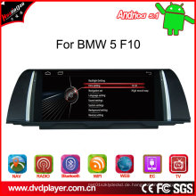 Auto Stereo Android 5.1 für BMW 5 F10 3G Internet