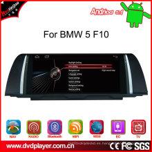 Auto Estéreo Android 5.1 para BMW 5 F10 3G Internet