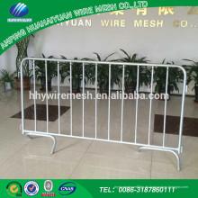 Hersteller liefern Hochleistungs-Anping billig PVC-provisorischen Zaun