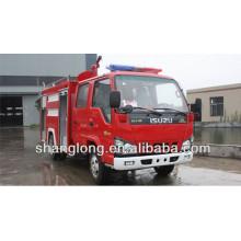 China caminhão de combate a incêndio de espuma de água