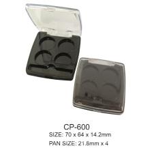 Quadratischer Kompaktkoffer Cp-600