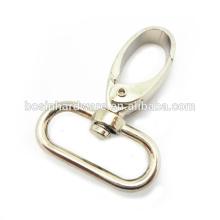 Fashion High Quality Metal Swivel Snap Hook For Handbags